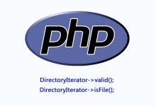 PHP中文件操作相关的函数和方法总结